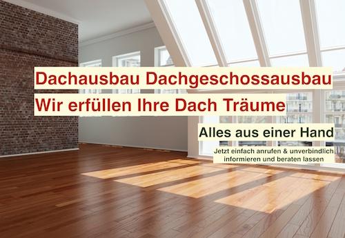 Dachausbau Info Berlin